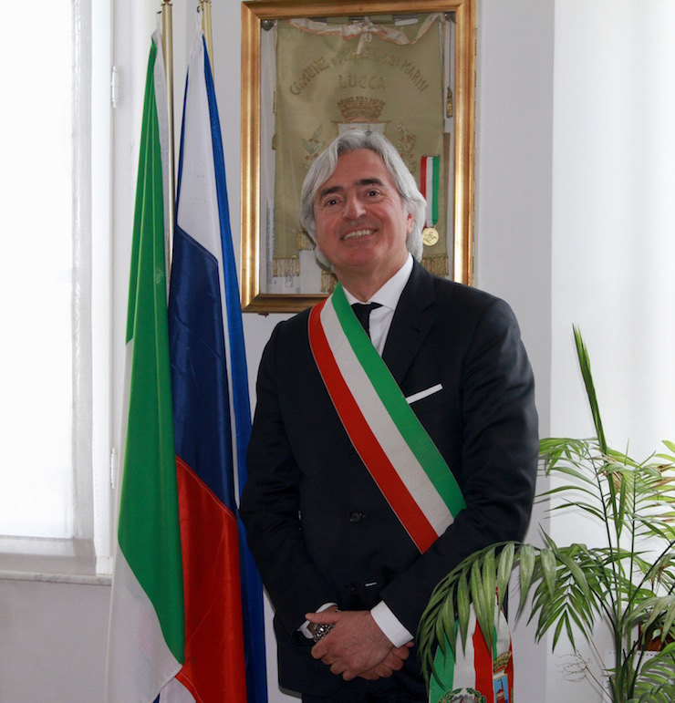 Умберто Буратти, Форте Дей Марми