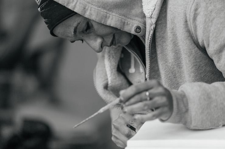 Айдан Салахова, фото Владимир Кожарский