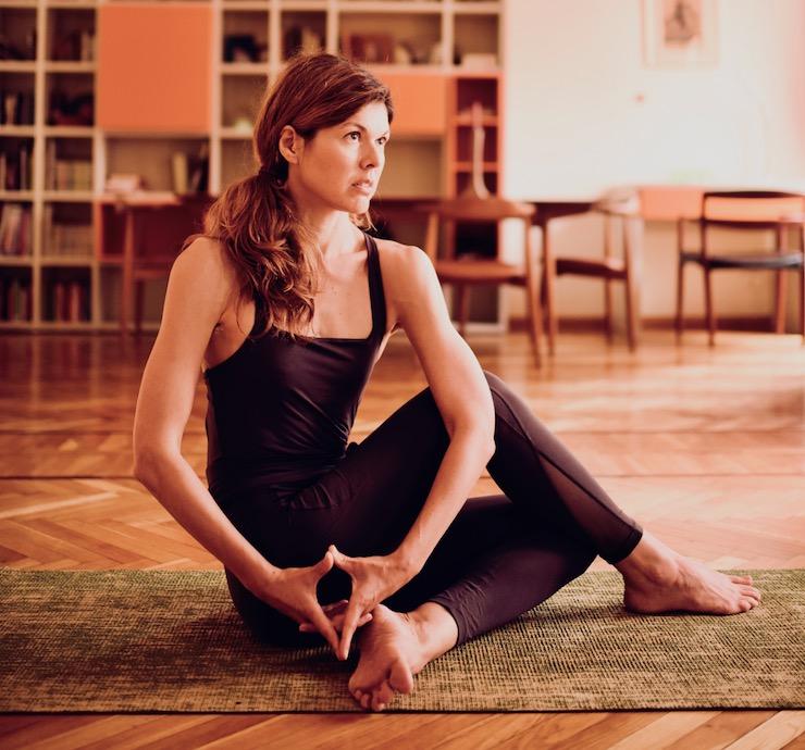 йога в Форте Дей Марми