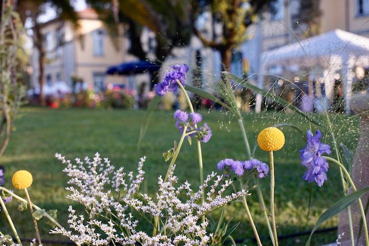 фестиваль цветов в Форте Дей Марми