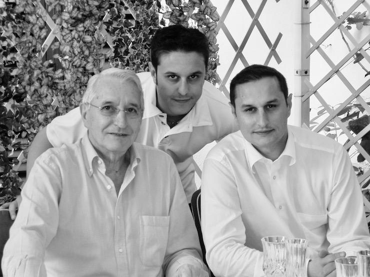 семья Бальдассари